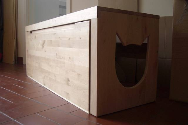See more of Aurelien s kitty litter box. Put a cat litter box at the entryway    IKEA Hackers   IKEA Hackers