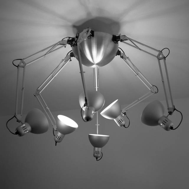 Shine A Spotlight On This Tertial Ceiling Lamp Ikea Hackers