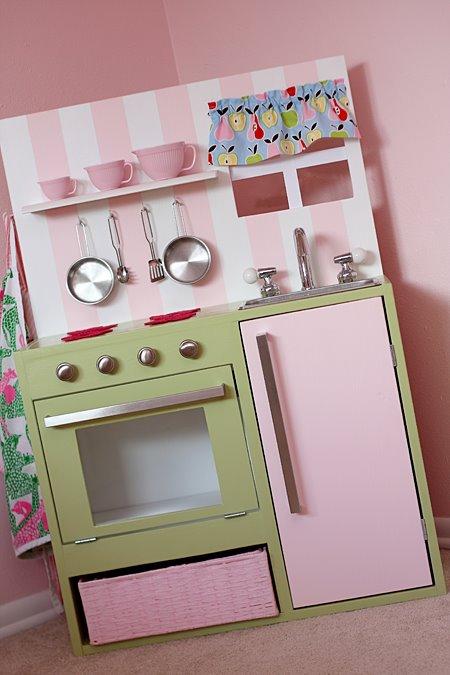 Детская кухня икеа своими руками