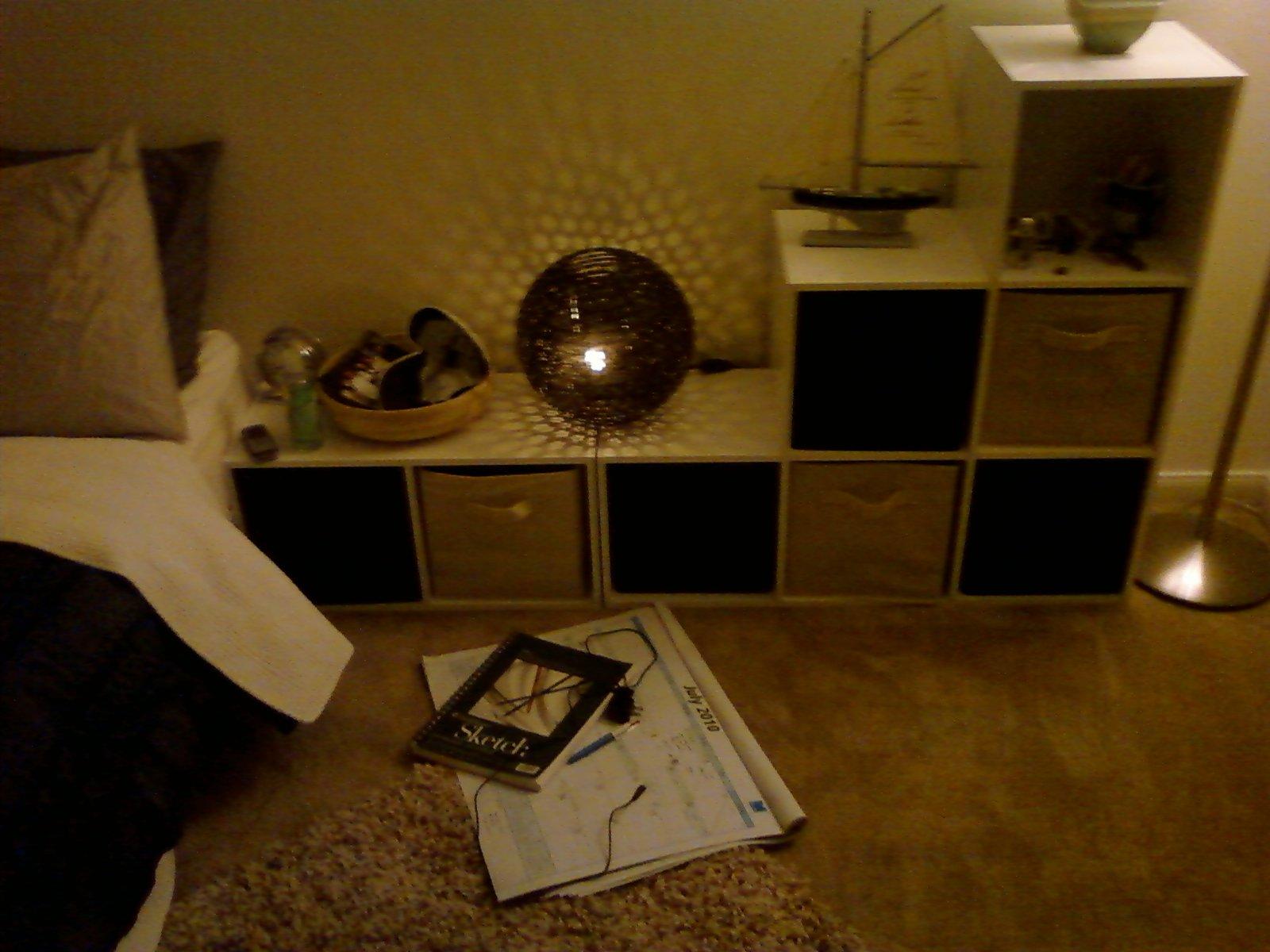 Wohnzimmer Mit Ikea Einrichten ~ Ikea Regolit night light  IKEA Hackers  IKEA Hackers