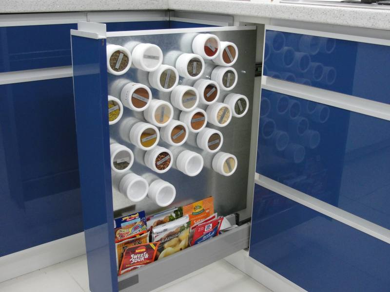 Spicing Up Your Kitchen, Hacker Style!