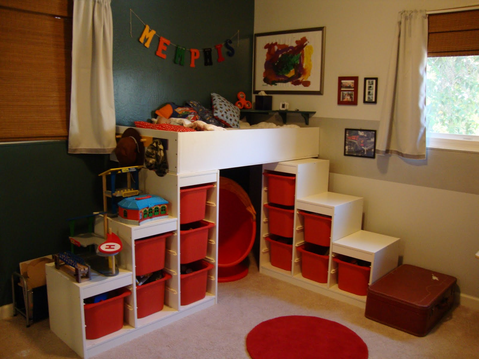 Child S Loft Bed