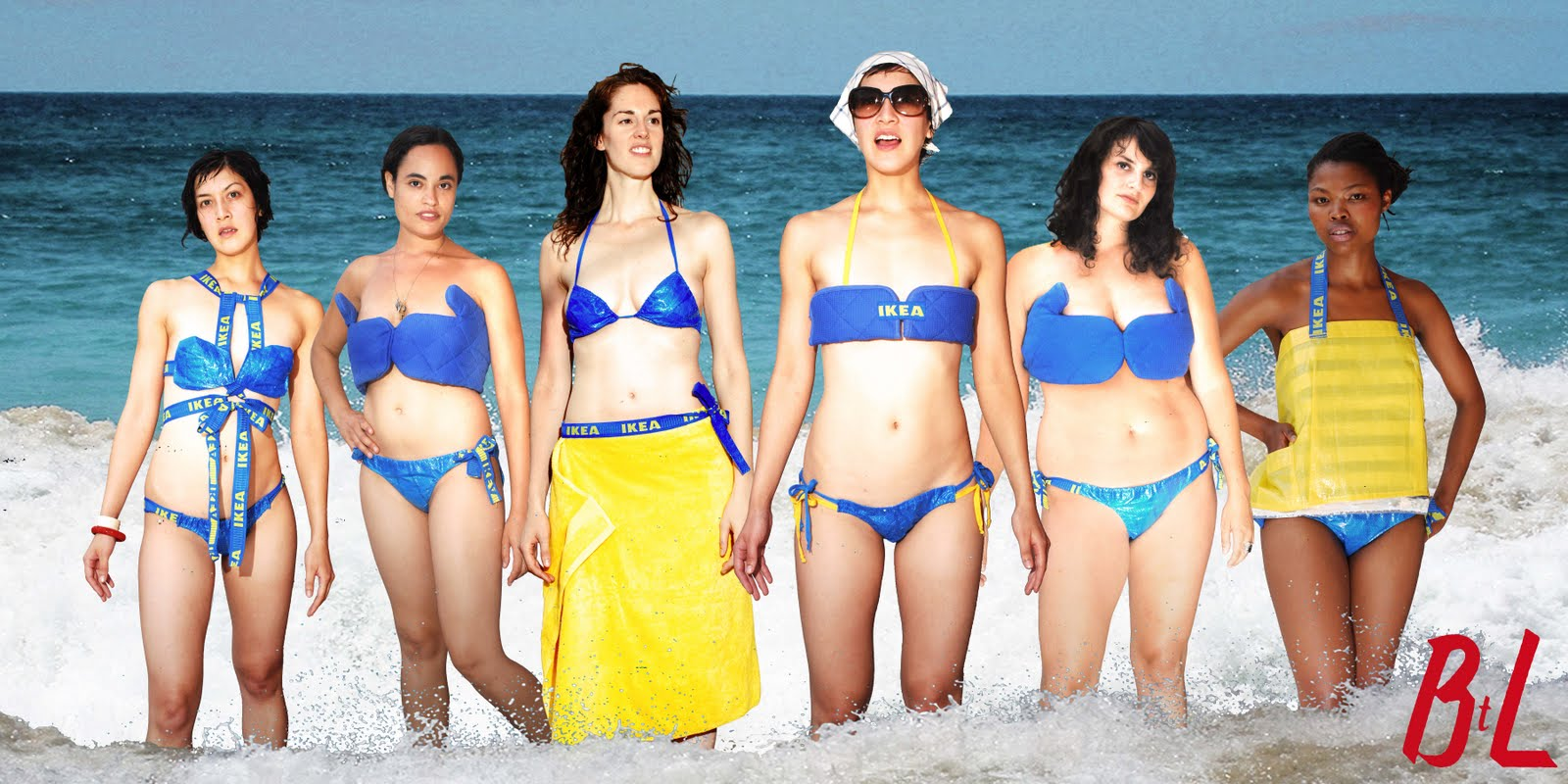 Ikea bikini + summer clothing line! - IKEA Hackers - IKEA Hackers