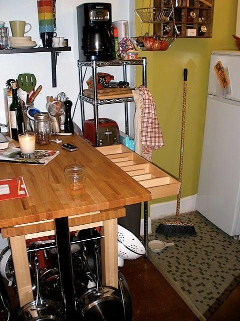 Ikea Dresser Into Changing Table ~ Piecemeal kitchen island  IKEA Hackers  IKEA Hackers