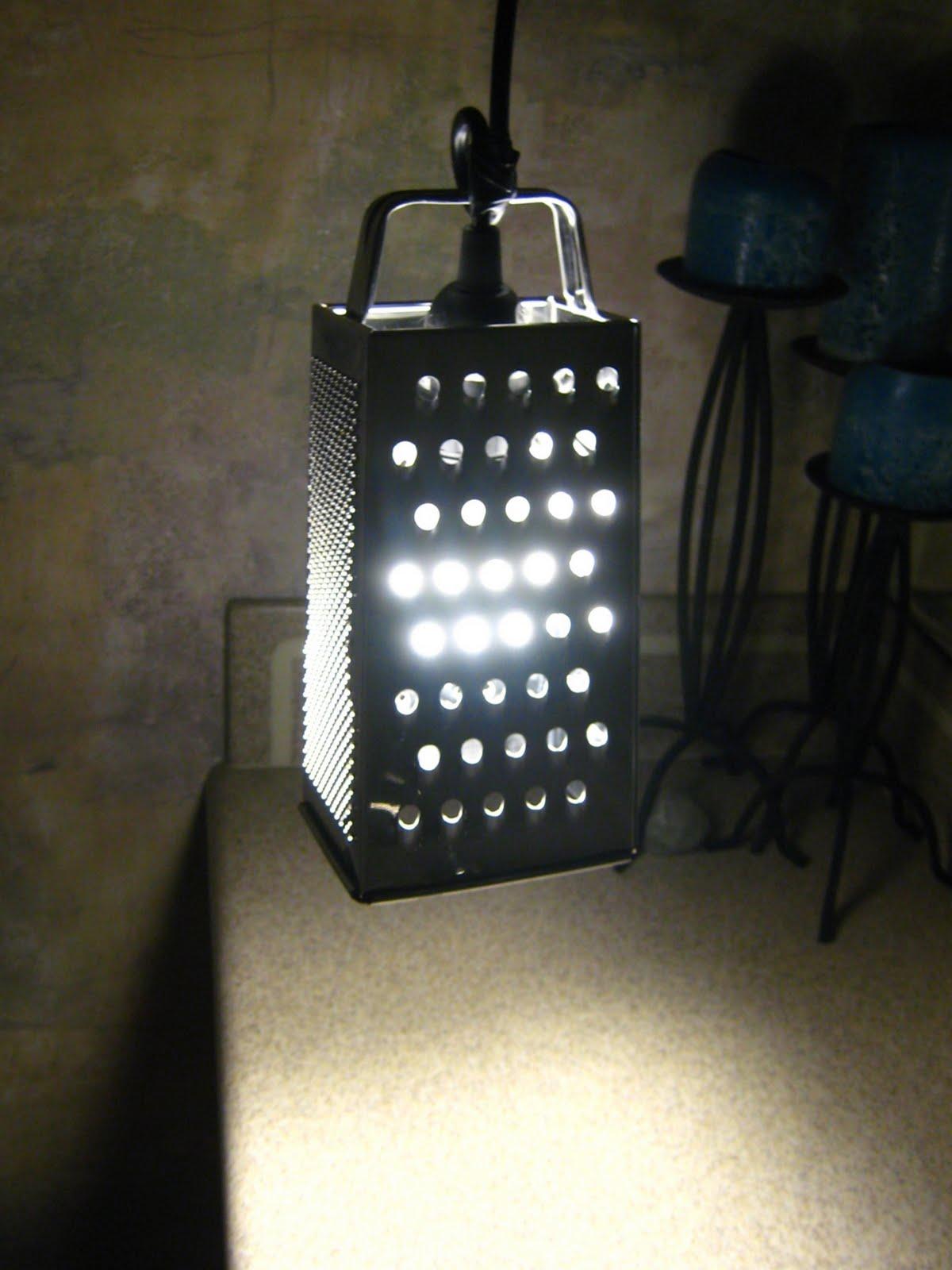 10Minute Cheese Grater Lamp IKEA Hackers IKEA Hackers – Desk Lamp Light Bulb