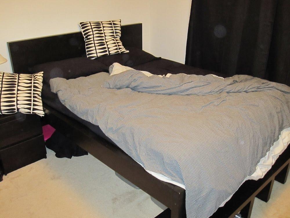 materials malm bed frame lack bookshelf - Malm Bed Frame