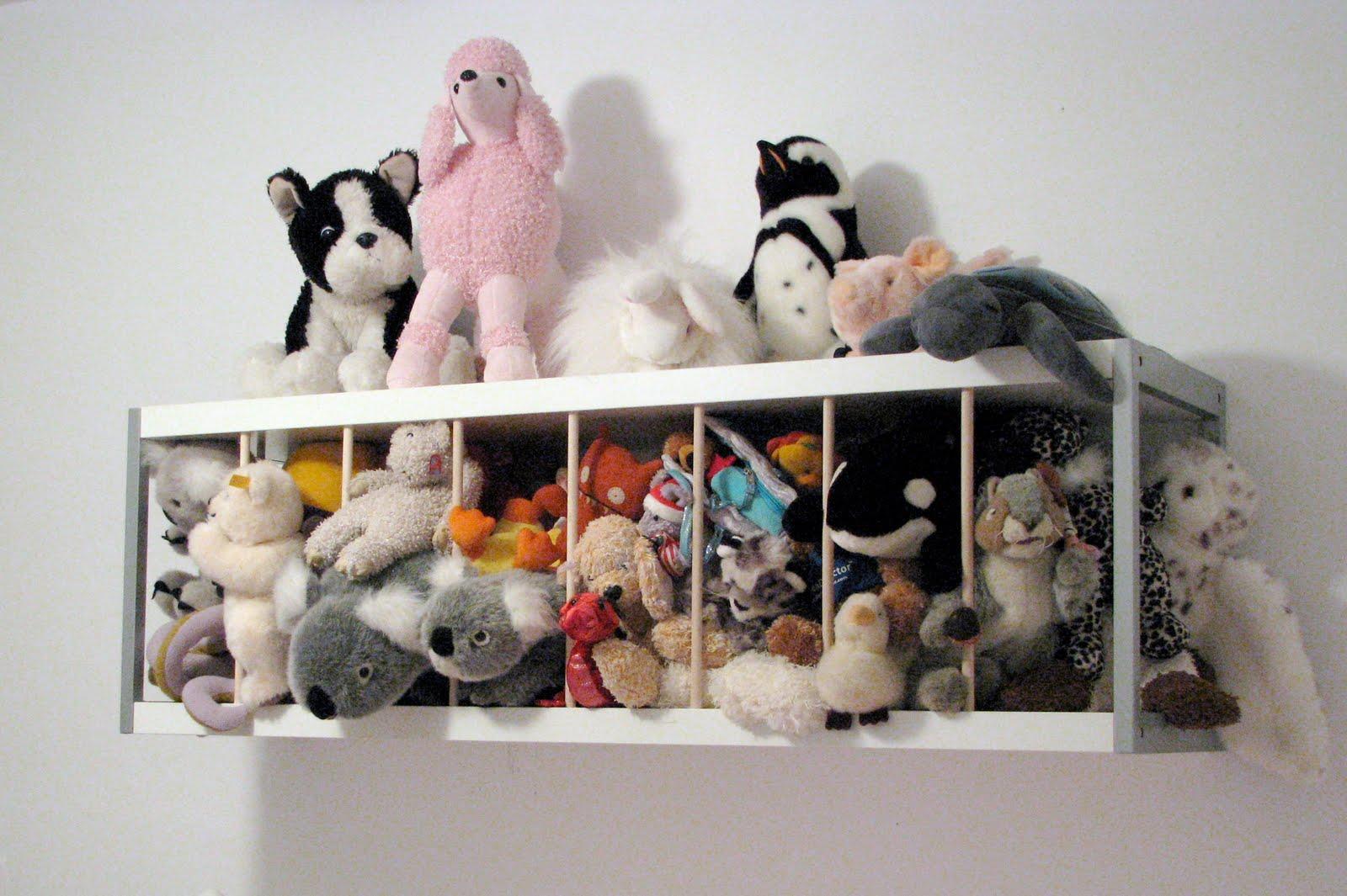 IKEA Stuffed Animal Zoo