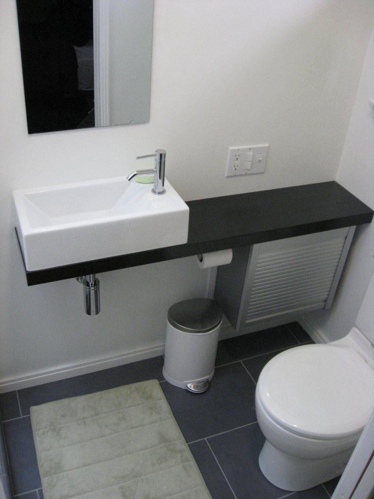 Bath Vanity From Liance Cabinet Ikea Hackers