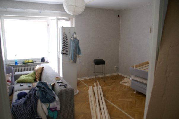 Turn your studio apartment into a 1 bedroom with PAX - IKEA ...