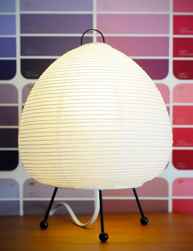 Paper table lamps ikea best inspiration for table lamp noguchi inspired mid century modern lamp ikea hackers ikea aloadofball Choice Image
