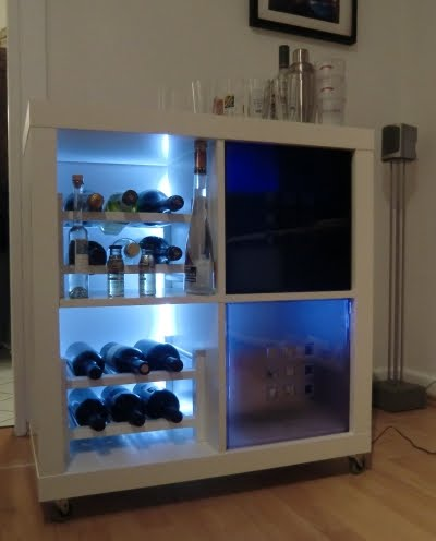 Image Result For Ikea Wine Bar