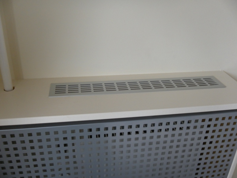 Bedroom Radiator Cover