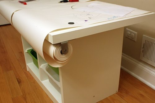 trofast craft table - Drafting Table Ikea