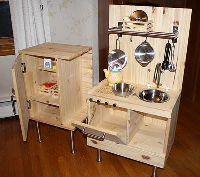 Child 39 s play kitchen set ikea hackers ikea hackers - Cuisiniere enfant ikea ...