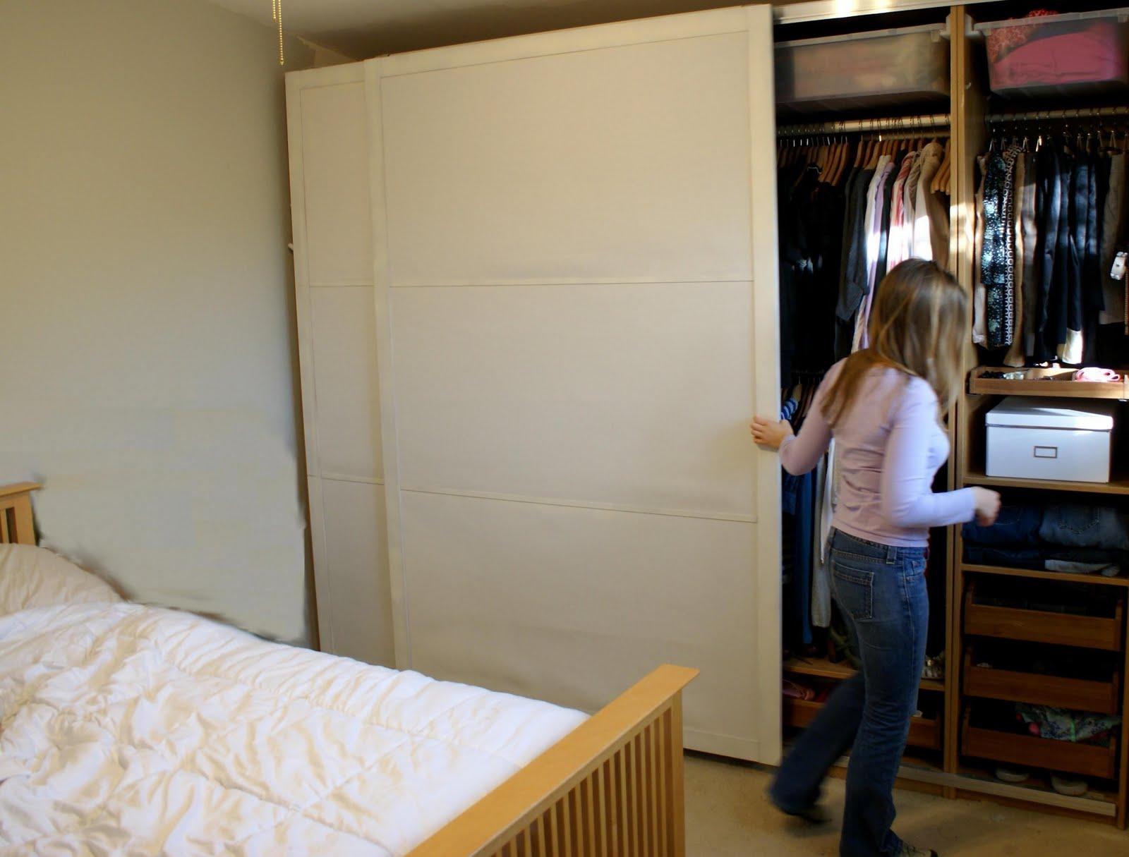 Fixing the PAX Sliding Door - IKEA Hackers