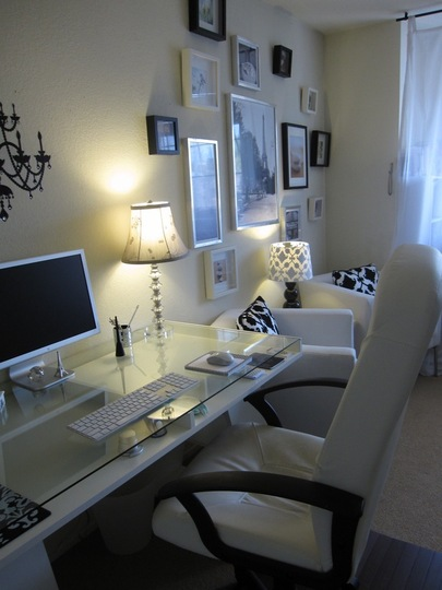 Eye candy: An Ikea furnished home office - IKEA Hackers