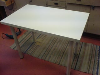 foldable lan party tables ikea hackers