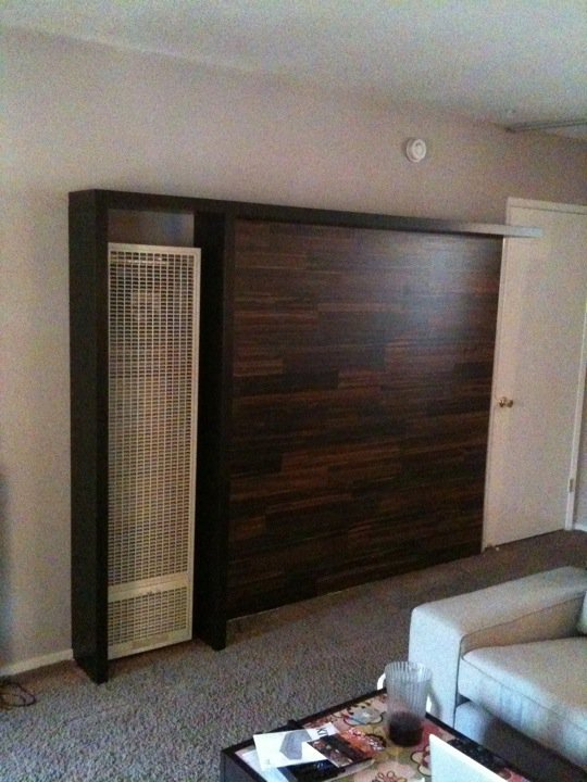Ideas To Cover A Door full size of bathroomcool shower door ideas hide shower doors steel shower door with Wall Heater Coverbookshelves