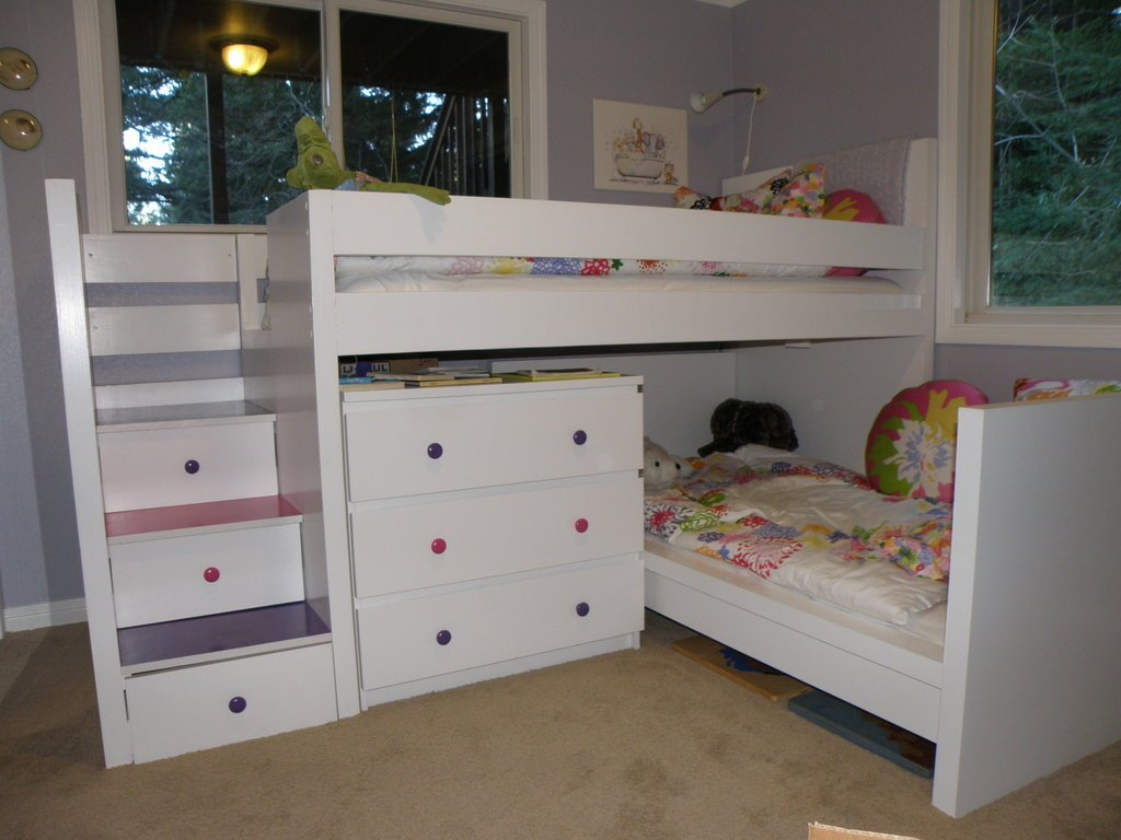 make your own toddler bed