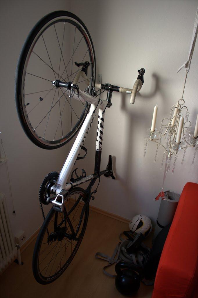 Ikea S Kvartal A Super Easy Bike Rack Ikea Hackers Ikea Hackers