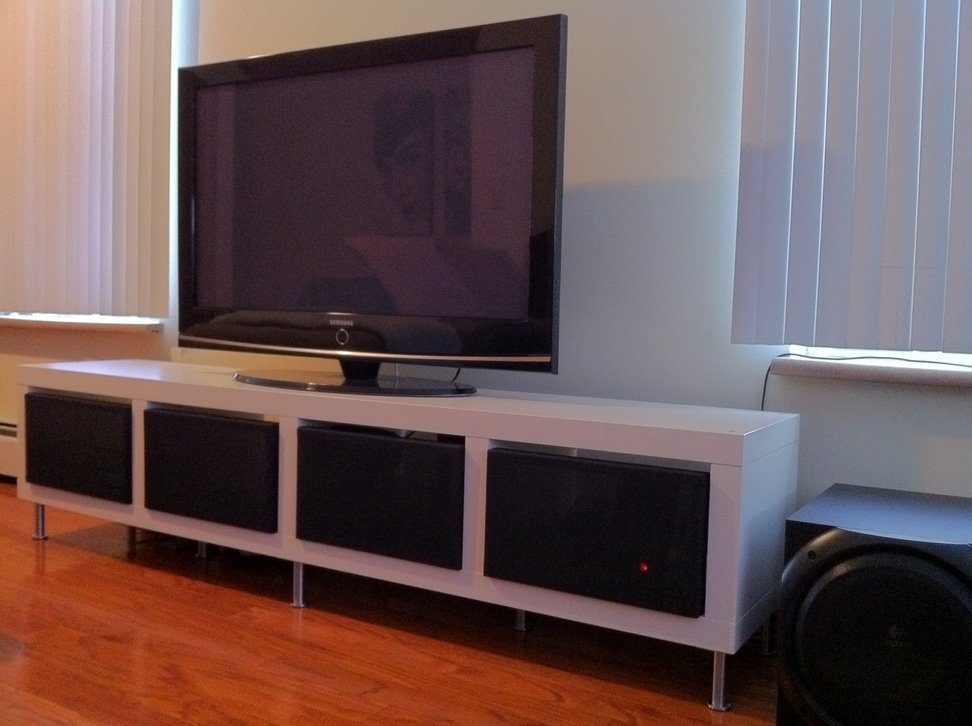 Ikea Entertainment Credenza : Espresso tv stand ikea tyres c