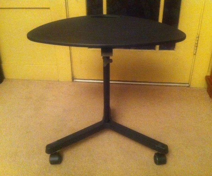 Wheelie Dave Laptop Stand Ikea Hackers
