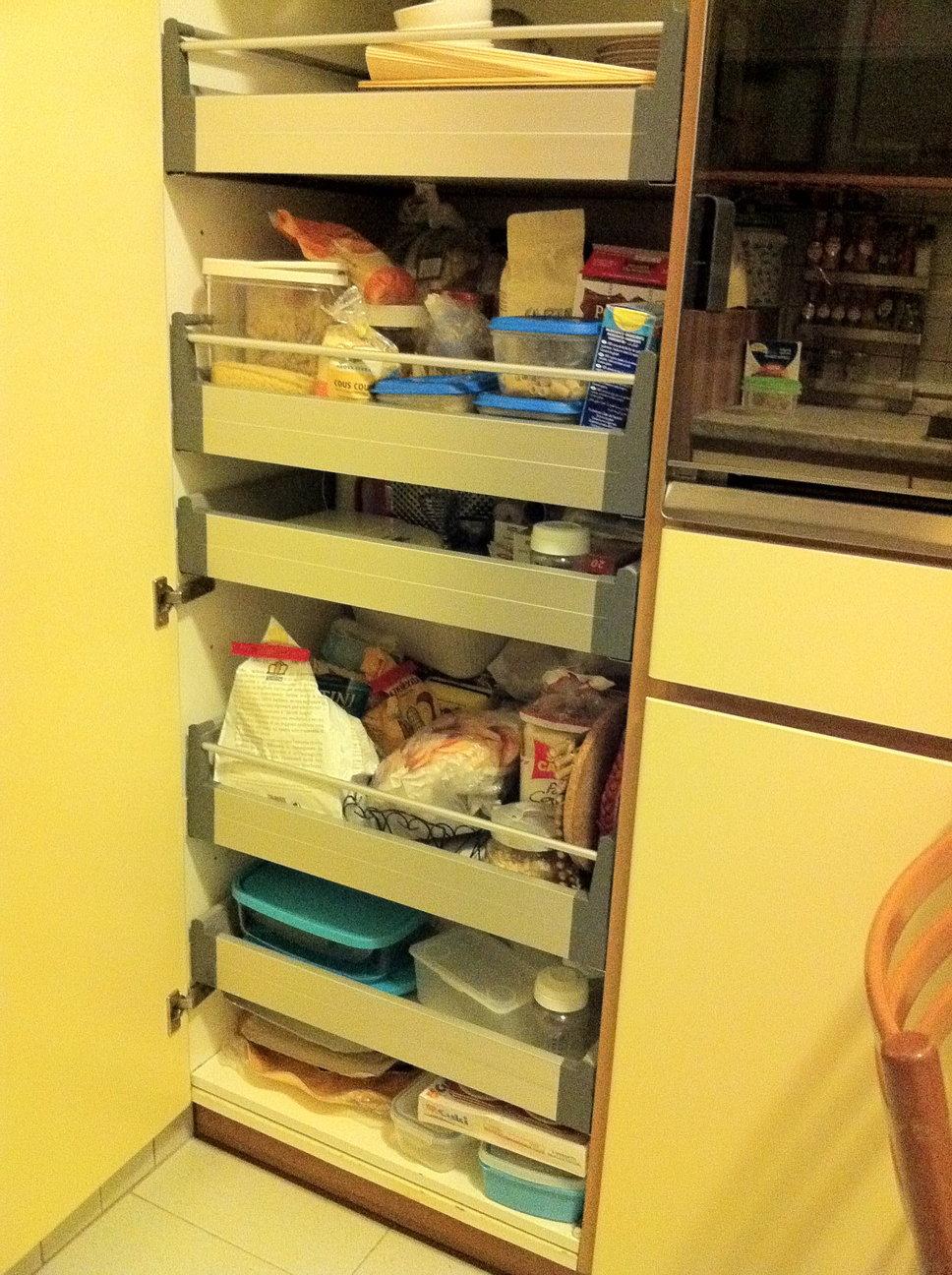 Dead fridge goes Rationell (retrofitting old cabinet)  IKEA Hackers  IKEA H