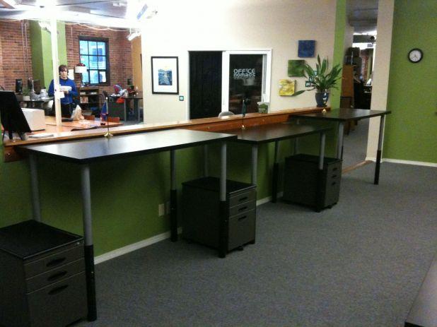 Standing Desks on the cheap IKEA Hackers IKEA Hackers