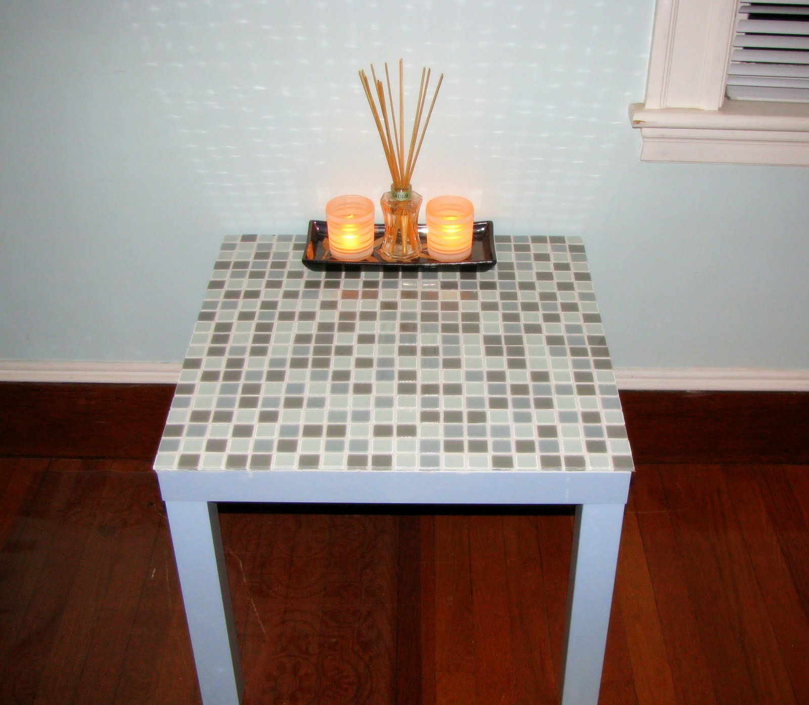 Tiling a Lack Side Table IKEA Hackers IKEA Hackers