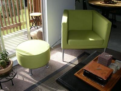 Astounding One White Armchair Two Black Cats And A Greenish Brew In Creativecarmelina Interior Chair Design Creativecarmelinacom